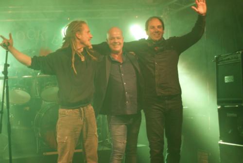 PearlDust v.l.n.r.Julian, Thorsten, Holger